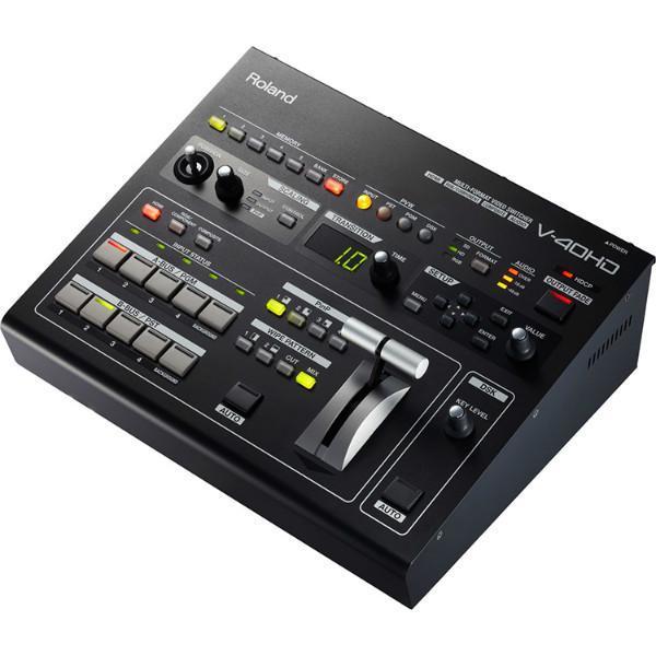 广播级特技切换台 Roland  V-40HD